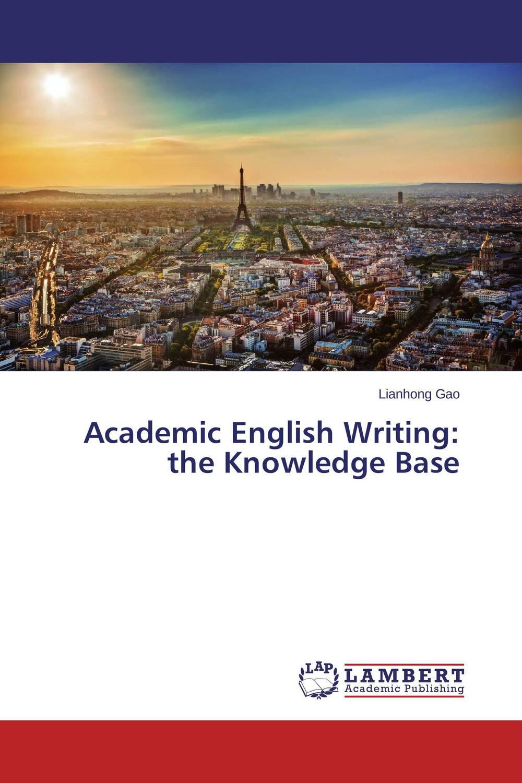 academic english writing