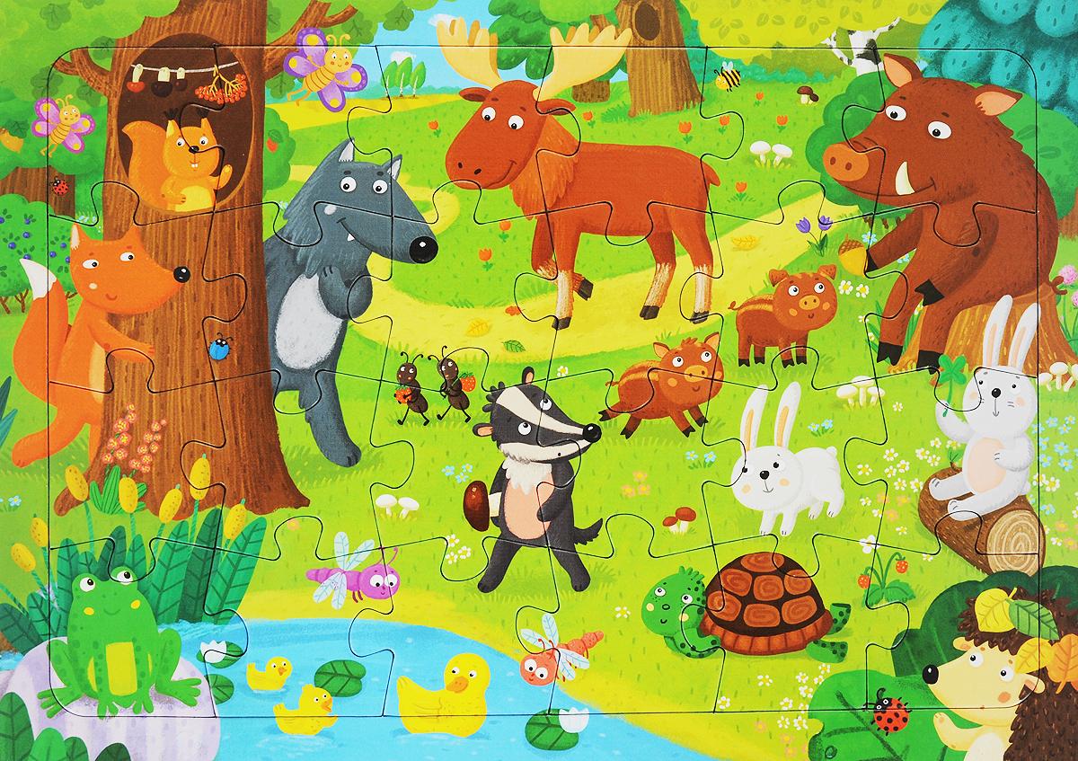 Игры в картинках животные