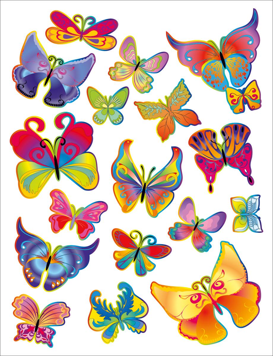 Бабочки картинки для оформления, надписью виктор днем