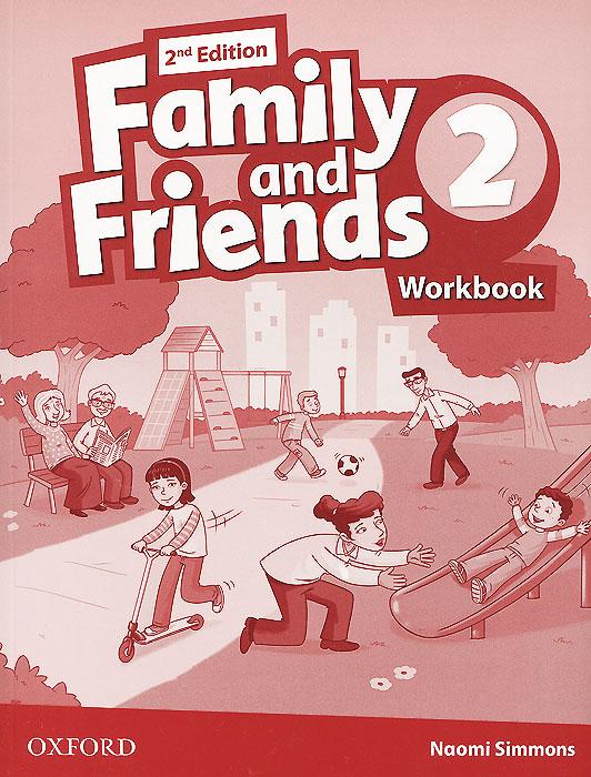 Английской мови family friends and з 2 workbook гдз