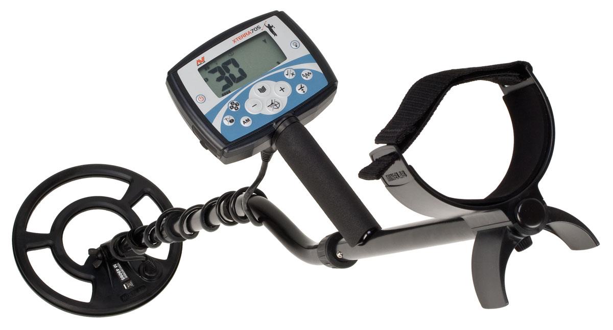Металлоискатель minelab x-terra 705. купить, цены, описание.