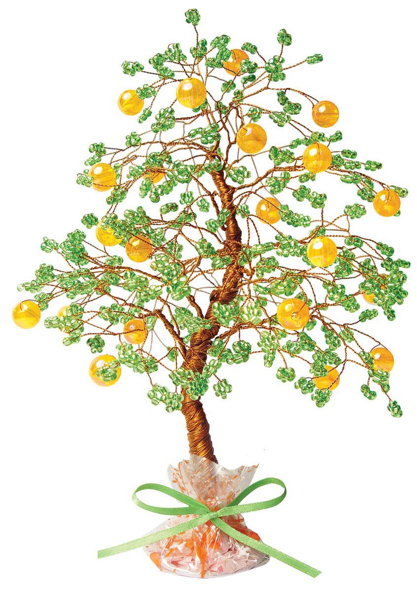 Бисероплетение деревья апельсиновое дерево